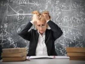 Teachers mental health article