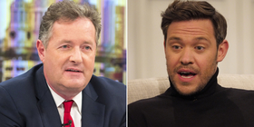 Piers morgan and will young article