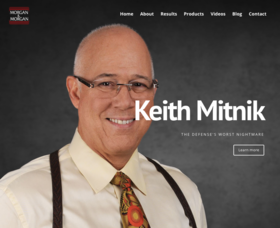 Mitnik website screenshot article
