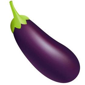 Eggplant emoji article