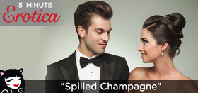 Spilled champagne featured article