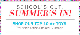 Kids summer toys article