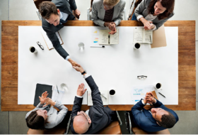 Firmex boardroom article