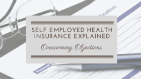 Self employed health insurance explained article