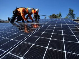Solar workers article