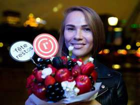 I have a passion for food says liubou chysakova seen at la article