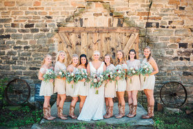 Bridesmaid dresses cody krogman photography article