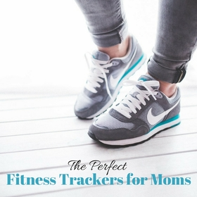 Best fitness trackers for moms article