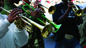 New orleans music scene article