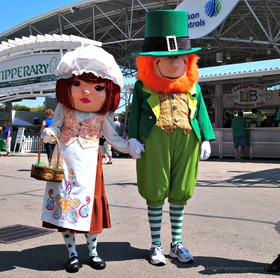 Mke irish fest mascots article