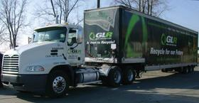 Great lakes recycling truck article