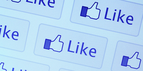 Facebook likes article