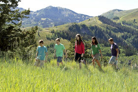 Kid hike article