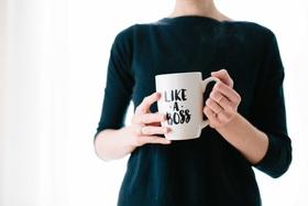 Boss lady article