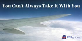 You cant always take it with you article