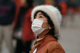 China air pollution article