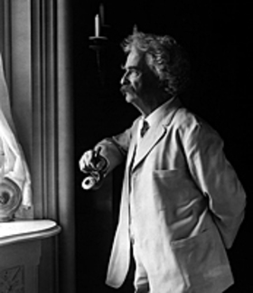Mark twain  older article