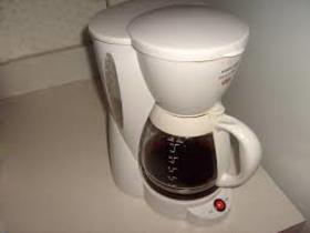 Coffee maker article