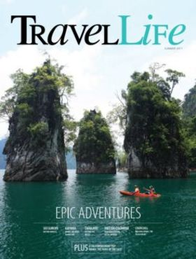 Travel life summer 2017 article