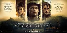 Lost city z article