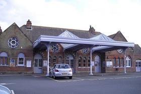 Herne bay train station article