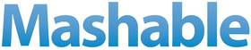 Mashable logo article