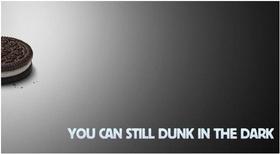 Oreo dunk dark article