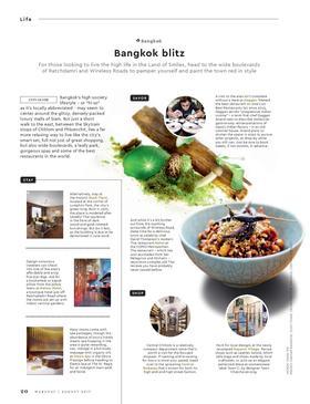 Bangkok blitz article
