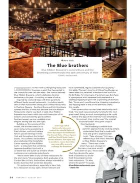 Bromberg brothers p34 article