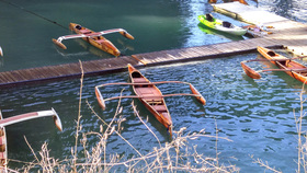 Redwood outrigger kayaks 01 by charlebois article