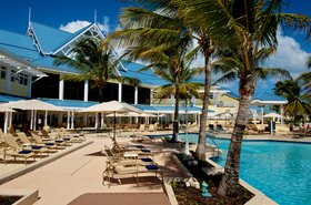 Magdalena grand beach resort exterior pool deck article