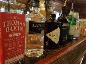 London gin tasting masterclass 4 the gins article