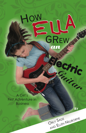 How ella grew an electric guitar article
