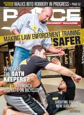 Policemagcover article