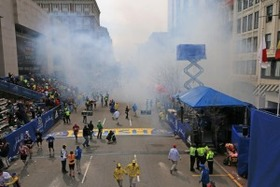 Boston marathon explosion article