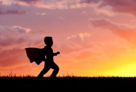 Kid hero article