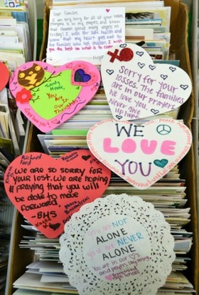 Letters to newtown article