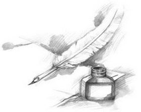 Quill inkgray article