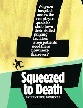 Squeezed to death article