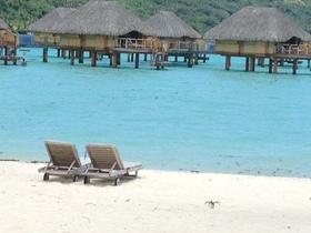 Tahiti beach article