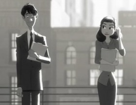 Paperman article