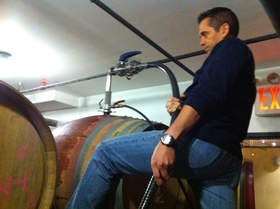 Bill anton racking wines article