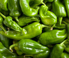 Green peppers article