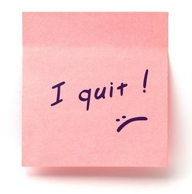 How to quit job article