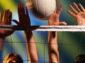 Volleyball girls article