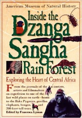 Inside the dzanga sangha rain forest article