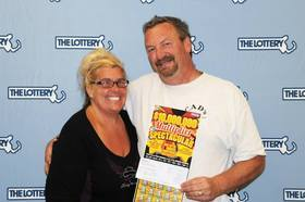 Lottery winner article article