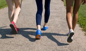 Walking article
