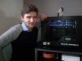 Kellner makerbot article