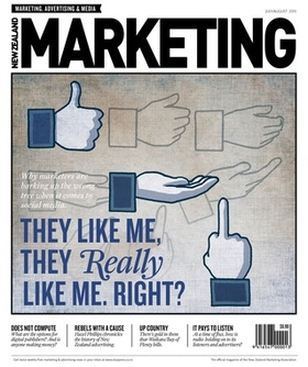 Nz marketing mag article